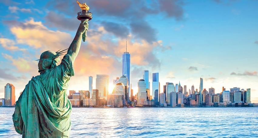 ÉTATS-UNIS NEW-YORK
