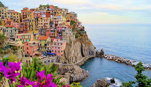 Italie Vacances en Ligurie Cinque Terre