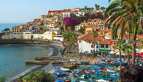 Madère Île portugaise