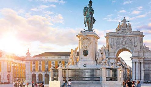 Portugal - Porto Aveiro / Lisbonne Séjour Semi Itinérant