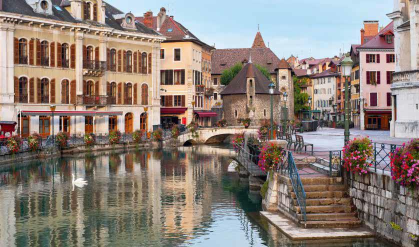 La Venise des Alpes - Annecy - Poisy