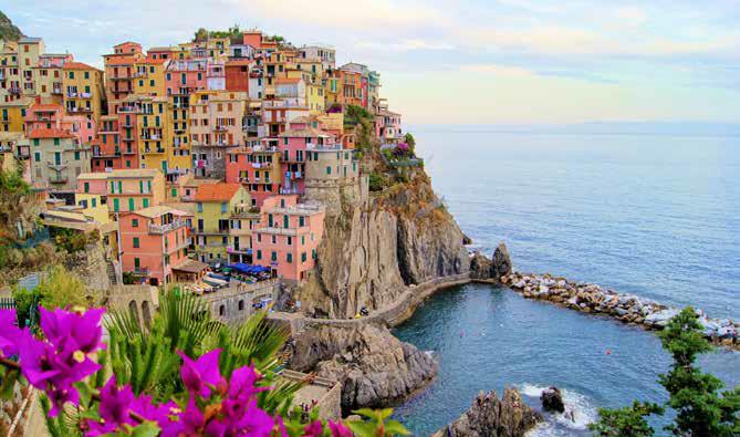 Vacances en Ligurie Cinque Terre