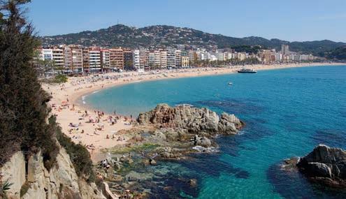 Espagne Lloret del Mar