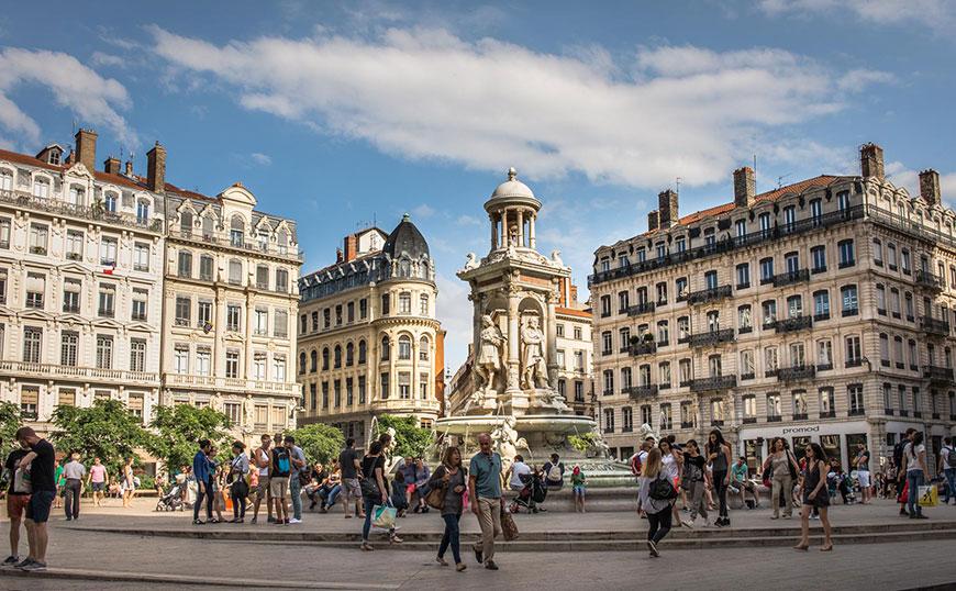Lyon Pré-séjour