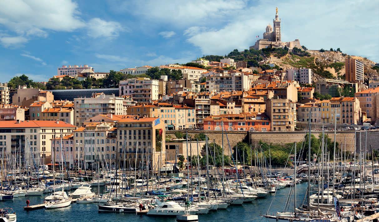 Marseille Port de Bouc