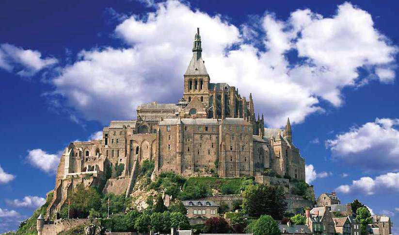 Les Biards Mont Saint-Michel