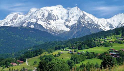 Saint-Gervais les Bains Megève