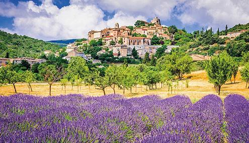 Salon de Provence Grans