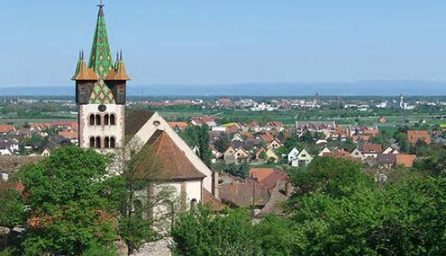 Séjour Alsace Chatenois1
