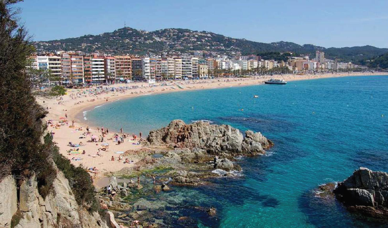 Séjour Espagne Lloret del Mar1