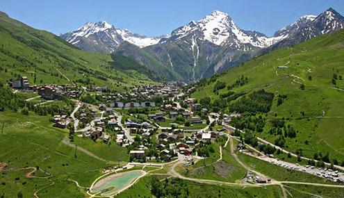 Séjour Les 2 Alpes1