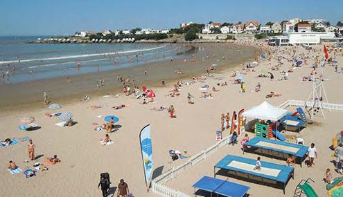 Séjour Meschers sur Gironde / Plage1