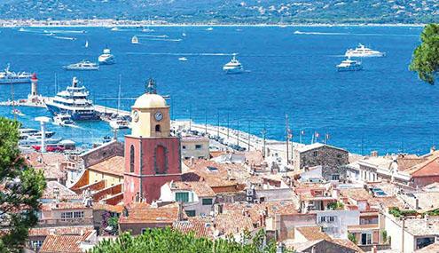 Séjour Saint-Tropez1
