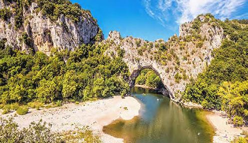 Séjour Vallon Pont d'Arc1