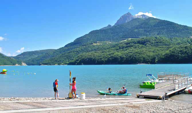 Séjour Au bord du lac1