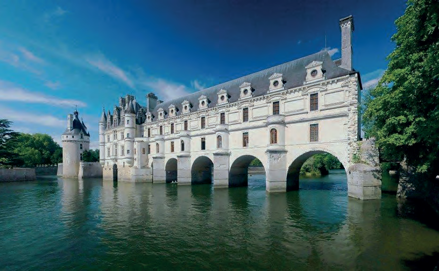 Séjour Châteaux de la Loire1