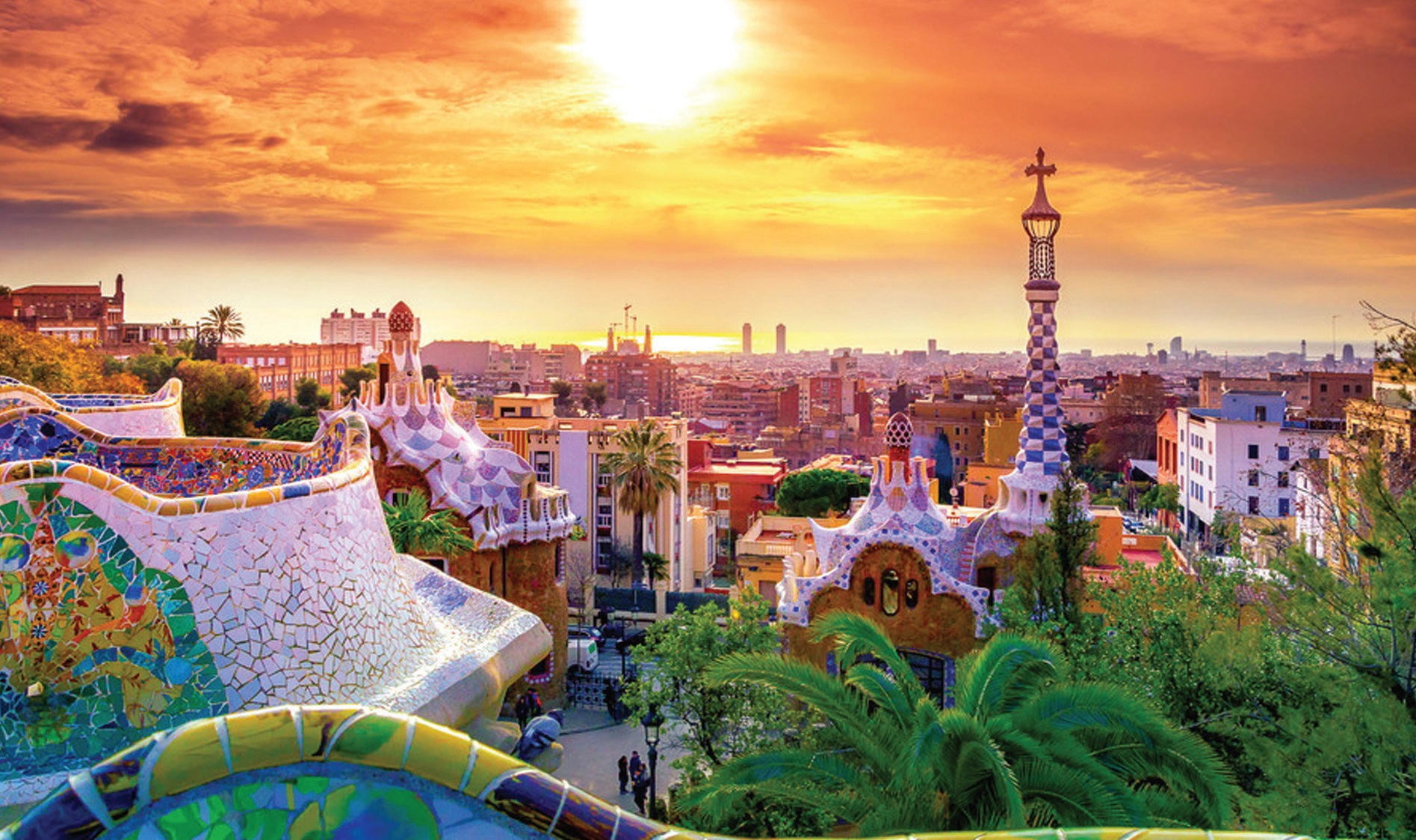 Séjour Espagne, Barcelone1