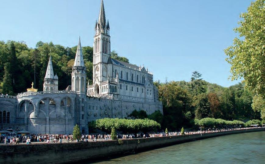 Séjour Lourdes1