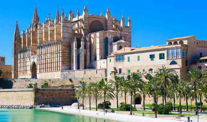 Séjour Palma de Majorque1