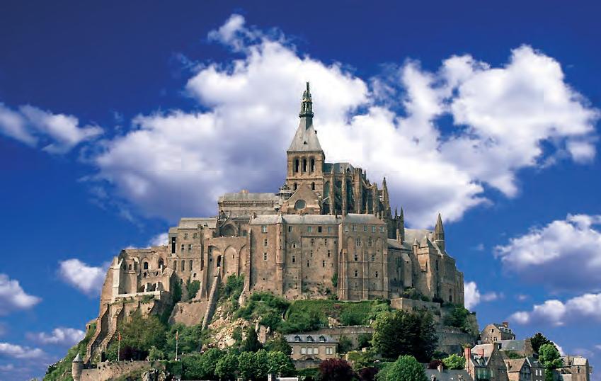 Séjour Les Biards Mont St Michel1