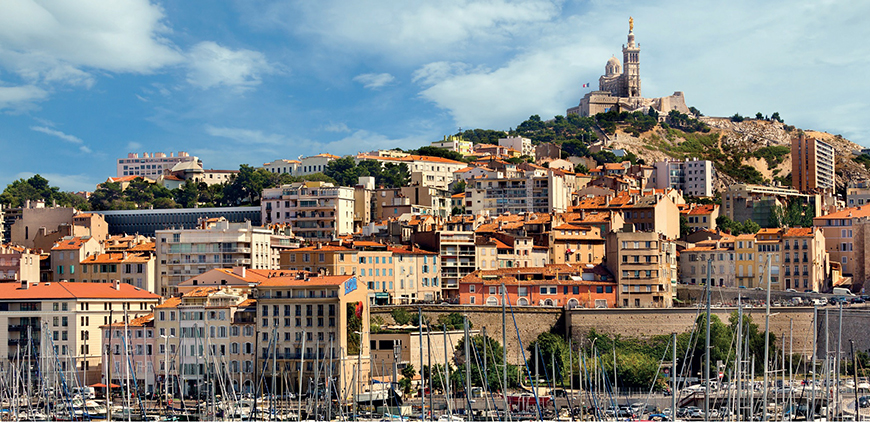 Séjour Marseille Port de Bouc1