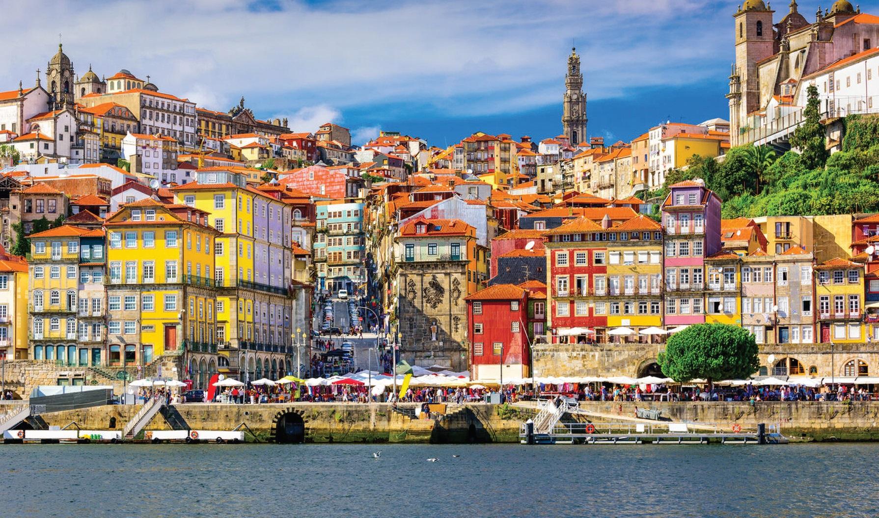 Séjour Portugal, Porto1