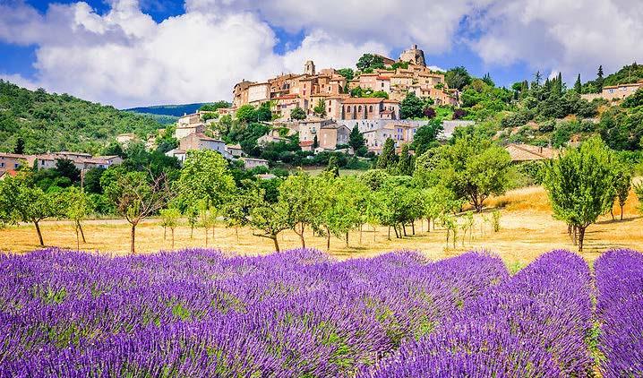 Séjour Salon  de Provence  Grans1