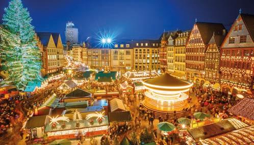 Séjour Strasbourg Marché de Noël1