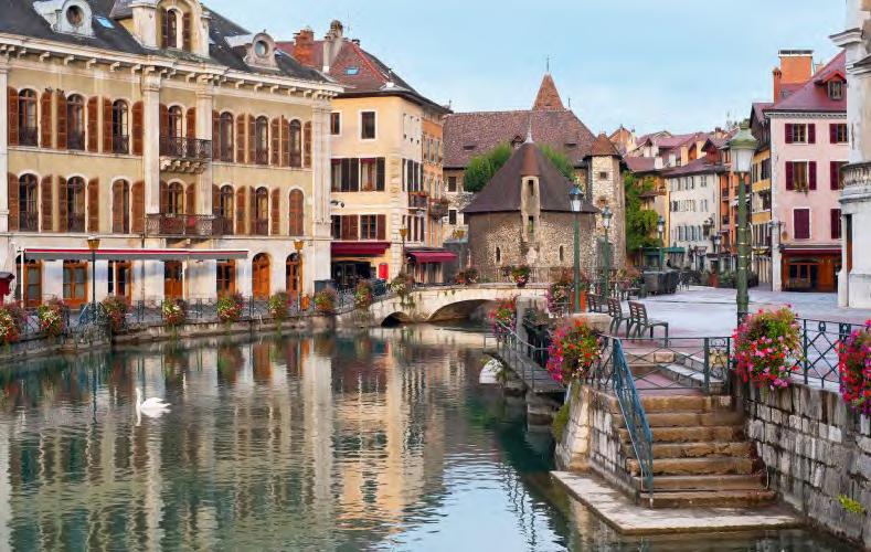 Séjour La Venise des Alpes1